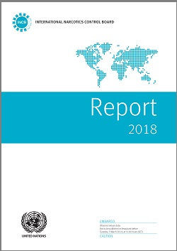 Report of the International Narcotics Control Board for 2018